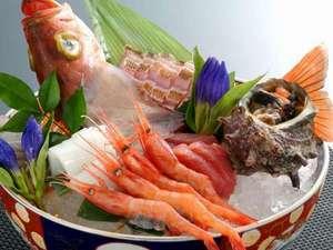 【新鮮な海の幸・旬のお造里盛合せ付】新潟の<美味>を堪能×料理長お奨めプラン
