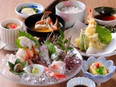 【スタンダード/2食付】JR高田駅から徒歩3分!和食レストラン「妙高」で夜景を見ながらのお食事