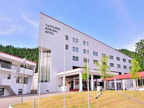 立山 国際ホテル◆近畿日本ツーリスト
