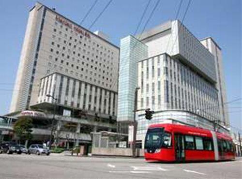 【素泊りプラン】 750台の大駐車場 ・ フロント直結 ◆ 高岡駅目の前 ◆