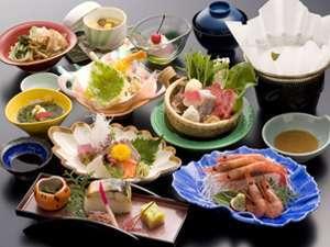 マル得エコノミー★お刺身★ミニ牛ステーキ付【食事場所・別会場食】