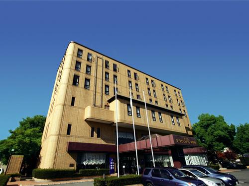 ホテル クラウンパレス 甲府◆近畿日本ツーリスト