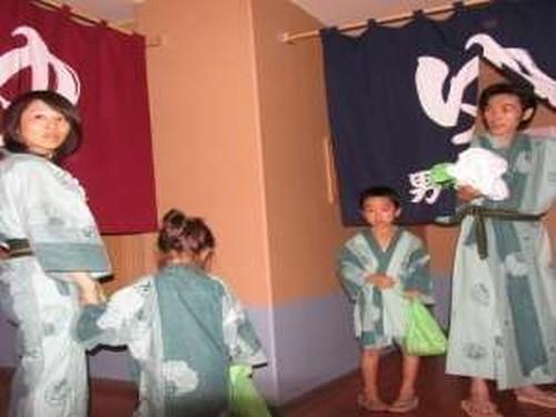 【お子様無料】夕朝食・布団付!ファミリーで湯めぐり・貸切家族風呂・中国雑技団ショーを満喫