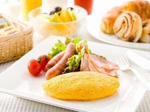 【品数豊富なバイキング♪】朝食付きプラン