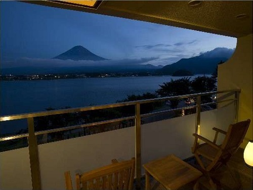 絶景■富士山■展望露天風呂付客室