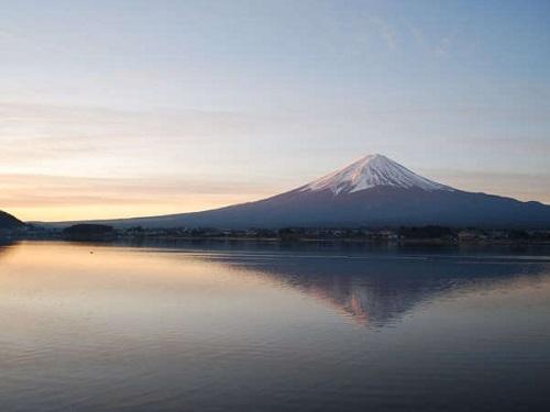 湖越しの■富士山■スタンダードプラン