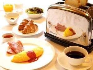 選べる朝食付きプラン