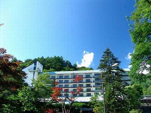 蓼科グランドホテル 滝の湯◆近畿日本ツーリスト