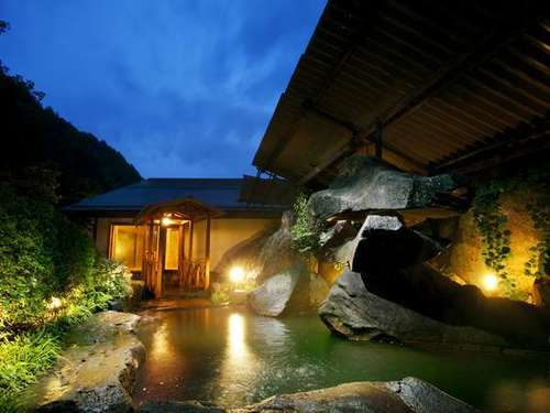 横谷温泉旅館◆近畿日本ツーリスト