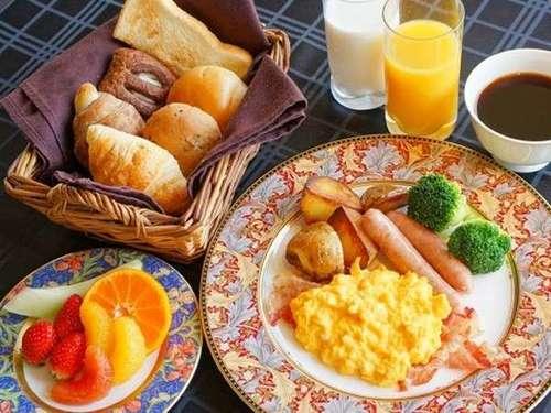 レイトチェックイン&アウトOK♪気軽な朝食付プラン【源泉かけ流し】