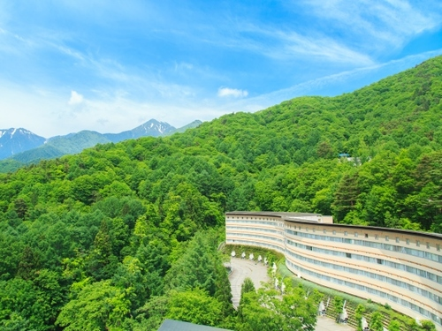 ホテル アンビエン ト安曇野◆近畿日本ツーリスト