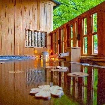 絶対お得!!木曽川沿いの温泉露天風呂と好評の創作和食と木曽の郷土料理ビュッフェでお腹も心も幸せ一杯!