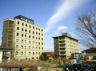 ホテル ルートイン 新白河駅東◆近畿日本ツーリスト