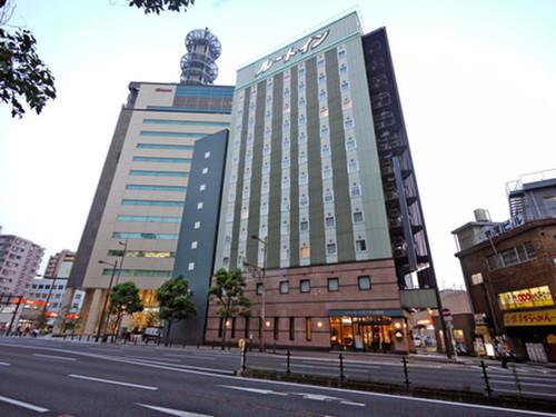 ホテル ルートイン 大分駅前◆近畿日本ツーリスト