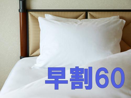 ■[WEB予約限定]【〜ご宿泊「60日前」まで予約〜】早割60(素泊り)