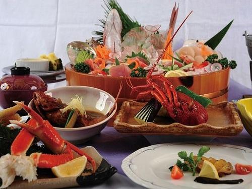 磯味の宿 魚庵さゝ家◆近畿日本ツーリスト