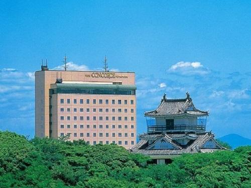 ホテル コンコルド浜松◆近畿日本ツーリスト