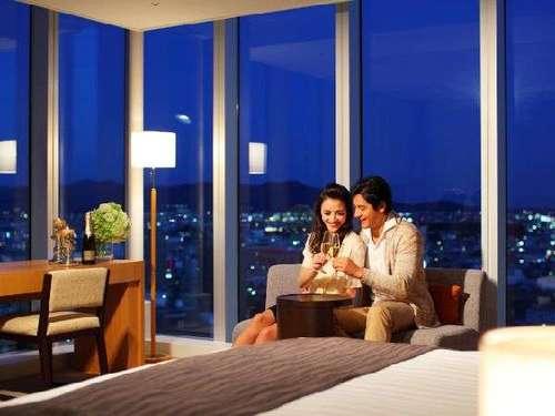 【早い者勝ち/朝食付】最大22時間ステイ☆人気のお部屋が最安値¥22,000より!【クラブラウンジ有】