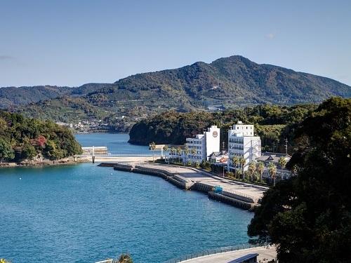 湯の児 海と夕やけ◆近畿日本ツーリスト