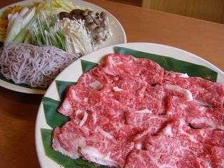 【肉食系男子&女子あつまれ!】松阪牛を食べまくろう!〜すき焼き編〜生ビール1杯特典付☆