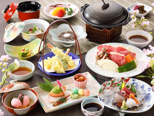 ★【スタンダード】★日本料理を愉しむ〜夕・朝食付きプラン〜