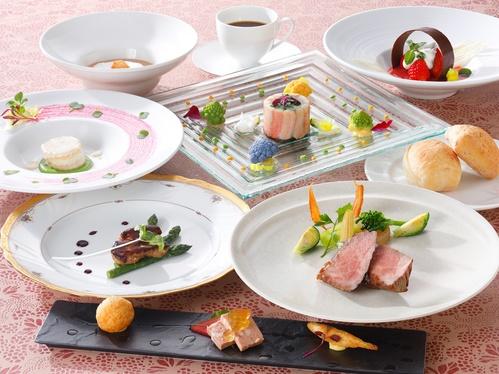 ★【スタンダード】★フランス料理を愉しむ〜夕・朝食付きプラン〜