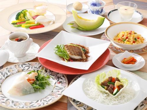 ★【スタンダード】★中国料理を愉しむ〜夕・朝食付きプラン〜