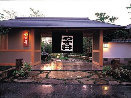 料亭旅館やす井◆近畿日本ツーリスト