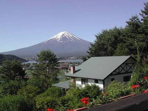 河口湖 カントリー コテージ Ban◆近畿日本ツーリスト