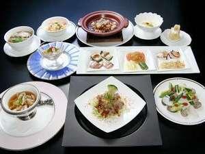 【1泊2食付き】〜中国料理〜新しい風がふく、豊かなモダン色を感じて…♪