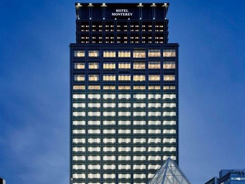 ホテルモントレ グラスミア大阪◆近畿日本ツーリスト