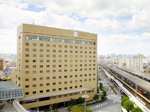 ホテル アゴーラ大阪守口◆近畿日本ツーリスト