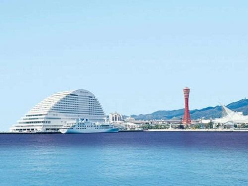 神戸メリケンパーク オリエンタルホテル◆近畿日本ツーリスト