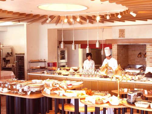 【ふらっとリゾート】和洋ブッフェの朝食付プラン〜スタンダードルーム〜
