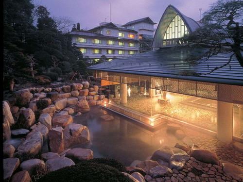 玉造 グランドホテル 長生閣◆近畿日本ツーリスト
