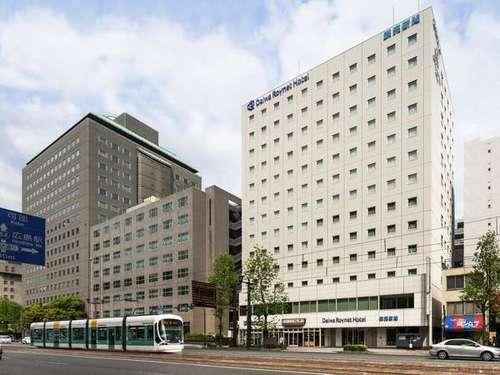 ダイワ ロイネット ホテル 広島◆近畿日本ツーリスト
