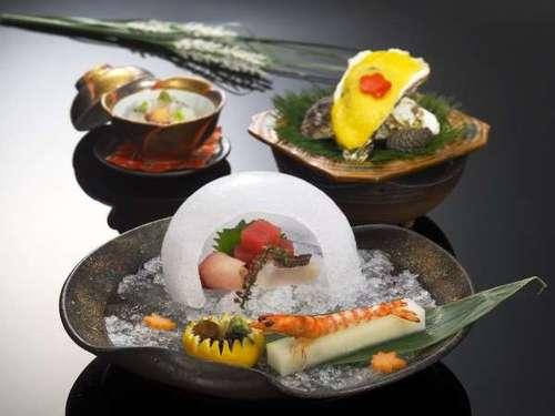 【スタンダードプラン】季節の旬の素材を使用した料理を味わう♪◆和食会席料理◆