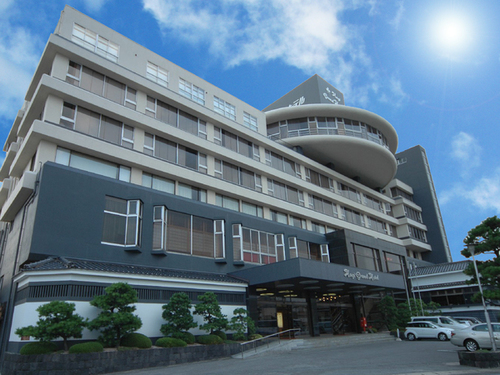 萩 グランドホテル 天空◆近畿日本ツーリスト