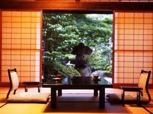 【お得に泊まるなら♪】<素泊り>文化と歴史の香る萩の迎賓館「常茂恵」で癒しのひとときをお過ごしください