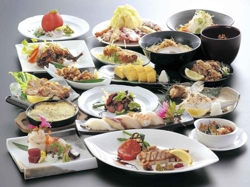 『居酒屋 響灘』でカジュアルにご夕食♪ 美味アラカルト 【ご夕食 レストラン】