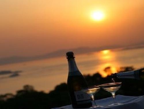 【50歳からののんびり過ごす小豆島】夕陽側客室指定☆瀬戸内旬彩バイキング
