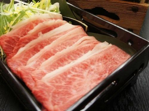 ◎【ご当地グルメ】香川県ブランド・オリーブ牛を小豆島特産醤のすき焼きで♪ちょっぴり贅沢グルメプラン◎