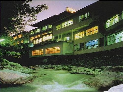 鈍川温泉ホテル◆近畿日本ツーリスト