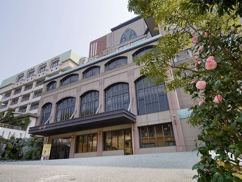 ホテル椿舘 本館◆近畿日本ツーリスト