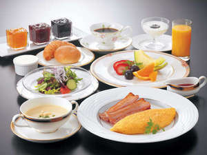 旅行の計画もスムーズに♪ 和・洋から選べる朝食付きプラン