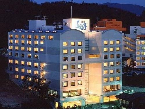 ホテル ルナパーク◆近畿日本ツーリスト