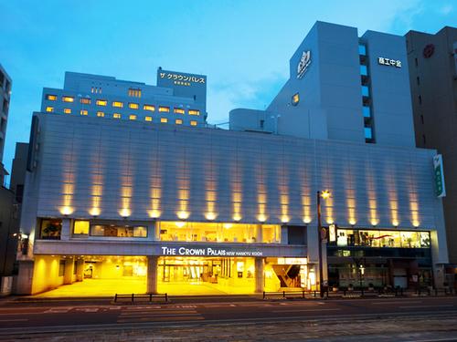 ザ クラウンパレス 新阪急高知◆近畿日本ツーリスト