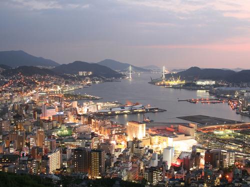 ◆【長崎一人旅】夕食はゆっくりお部屋食♪ 自由気ままに大人のぶらり旅