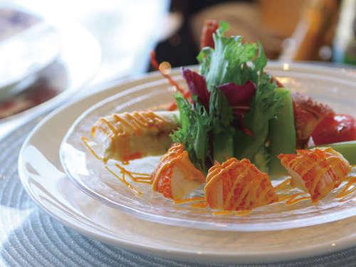 【2食付】スカイラウンジ「Gourmandeise」宿泊プラン〜絶景!天然露天温泉で至福のひとときを〜