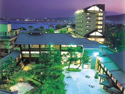 指宿 白水館◆近畿日本ツーリスト